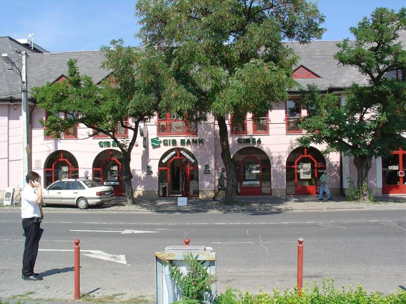 CIB Bankfiók (Budapest)