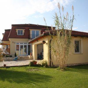 Családu ház építés (Győr)