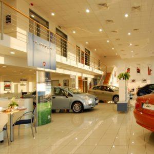 FIAT Autószalon (Veszprém)