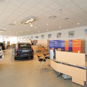 Ford Autószalon Tatabánya