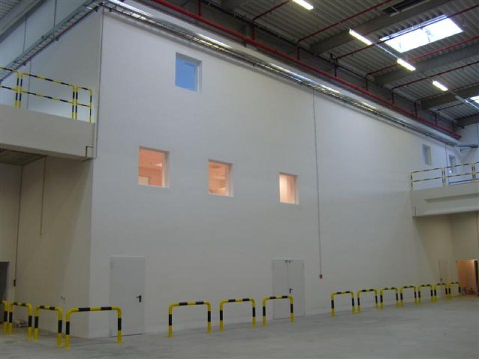 Prologis Gyál - DC5 épület
