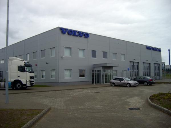 Volvo kamionszervíz (Polgár és Szeged)
