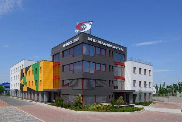 WHB Kft. irodaház és hotel (Győr)
